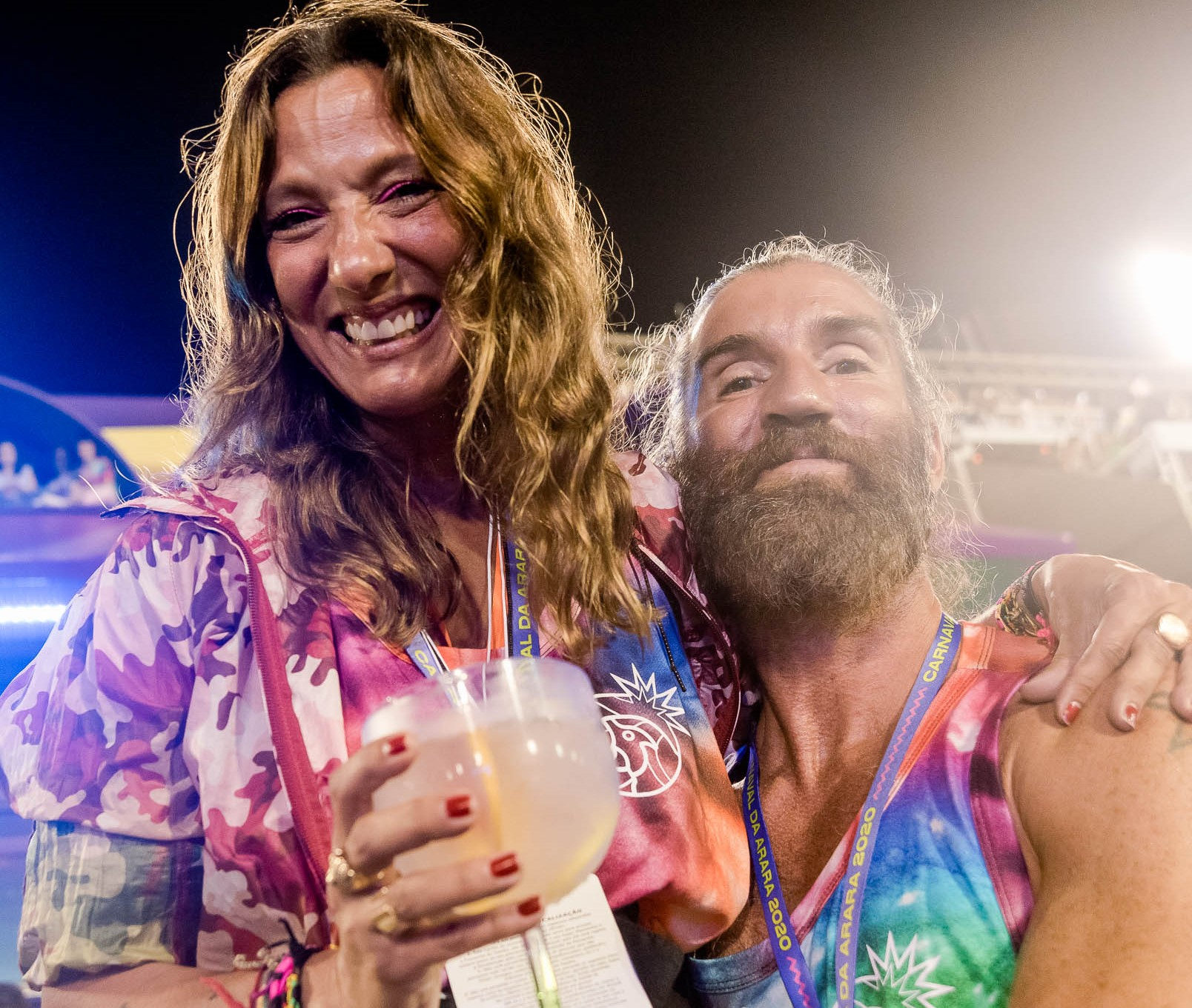 Isabela Capeto e Felipe Veloso /Foto: Bruno Ryfer