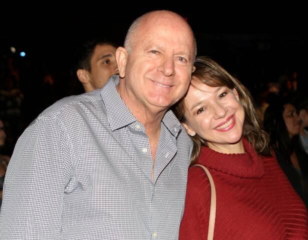 Bernard e Carmen Rajzman