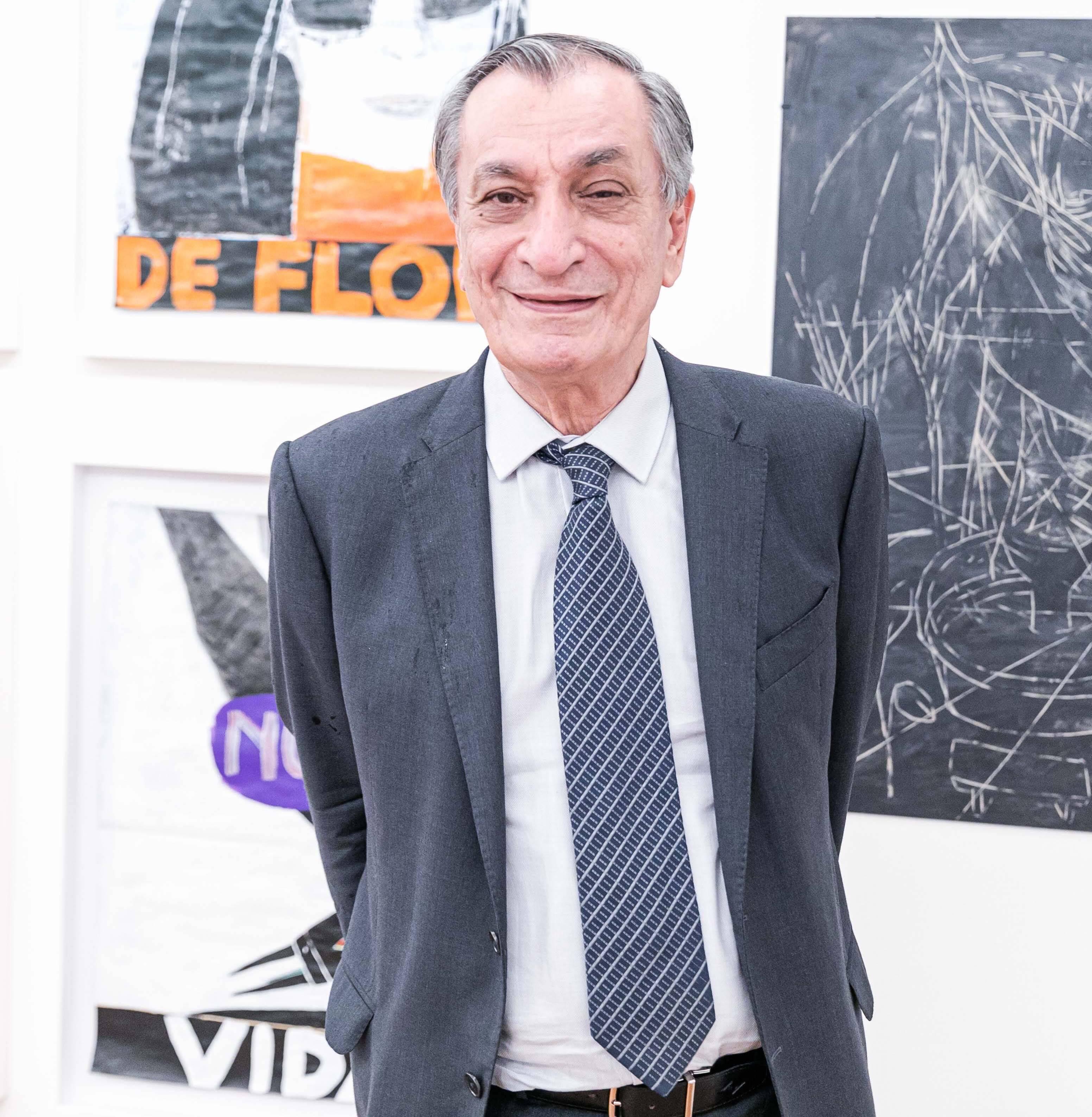 Antonio Cicero / Foto: Miguel Sá
