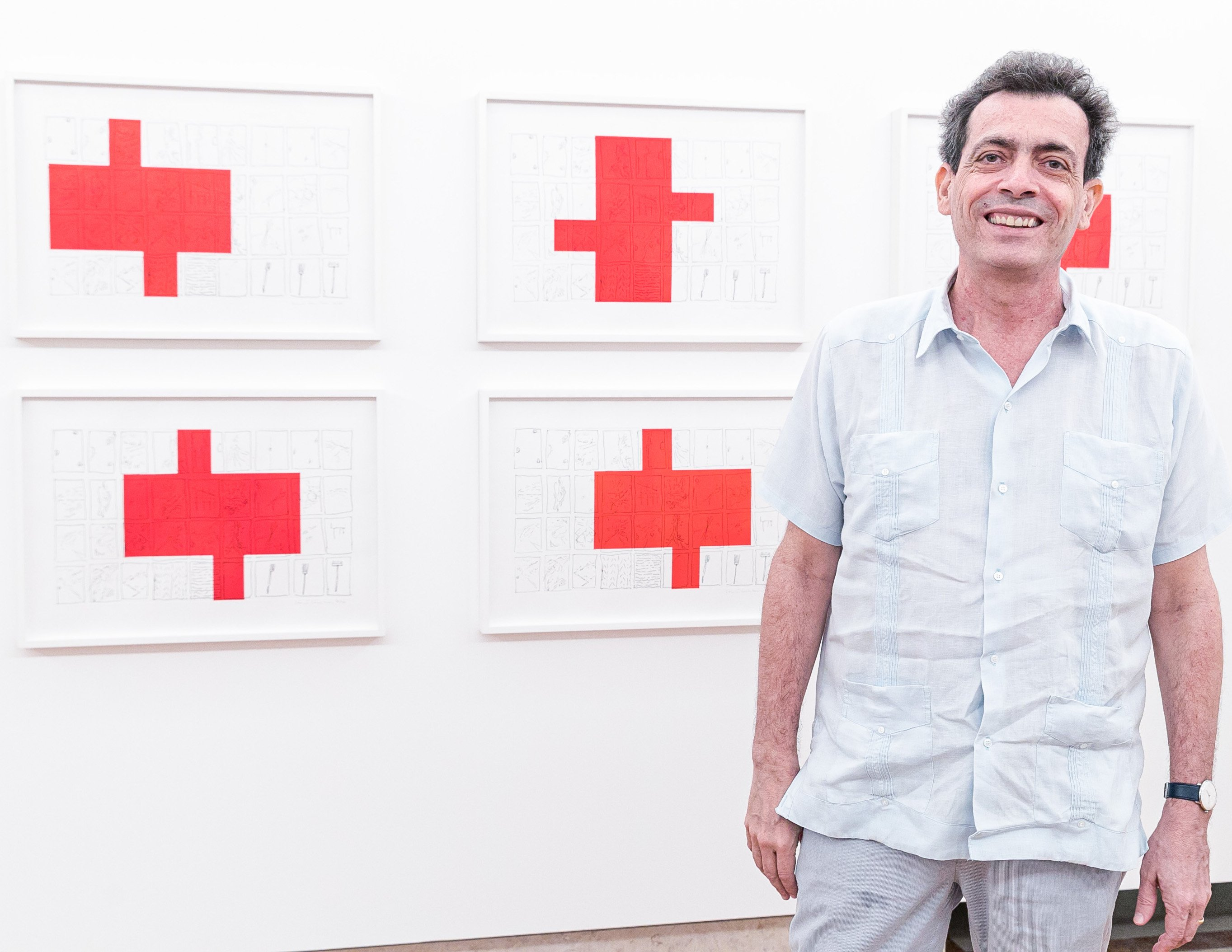 Carlito Carvalhosa / Foto: Miguel Sá