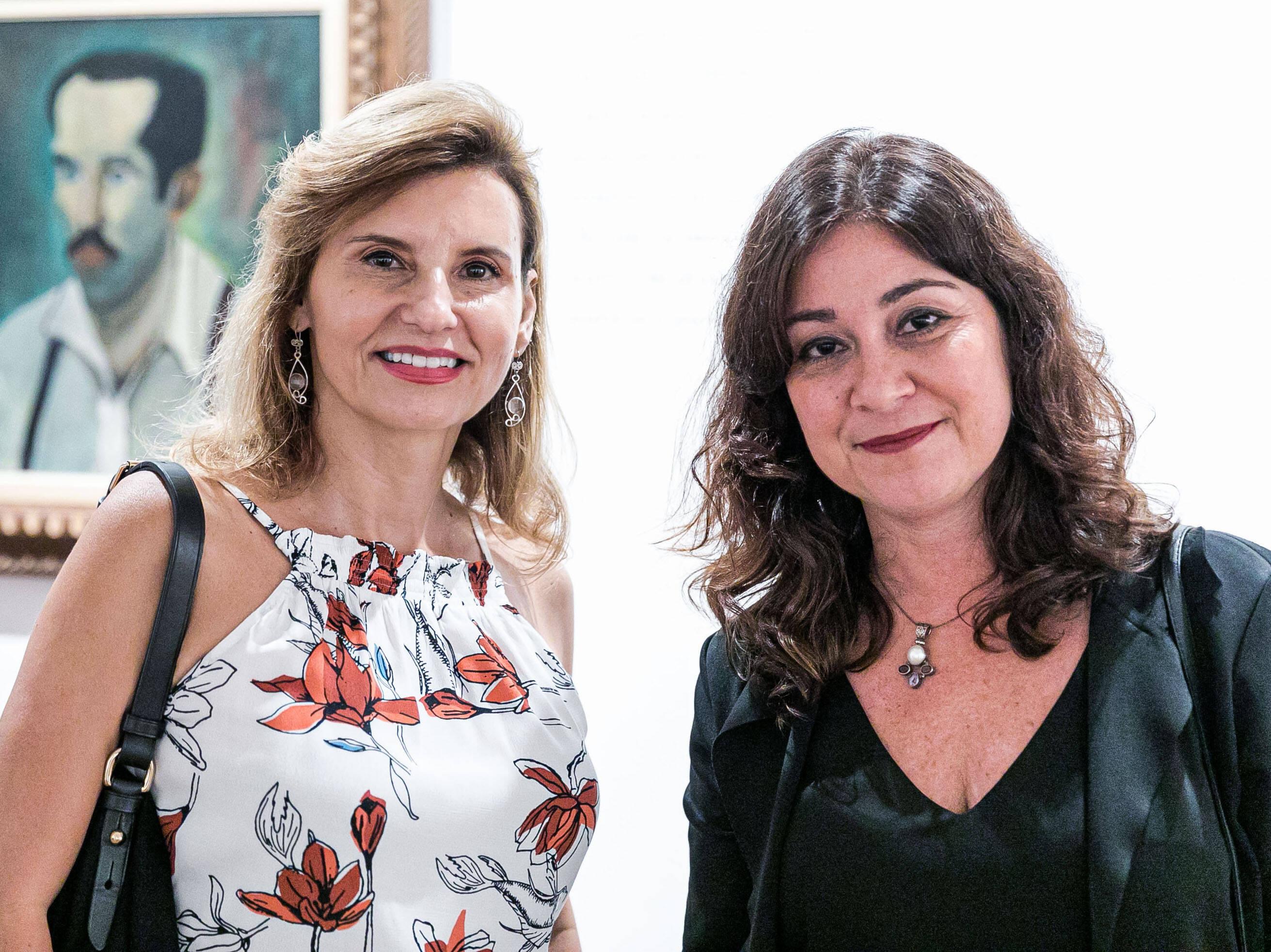 Margarida Mello e Ula Pancetti / Foto: Miguel Sá