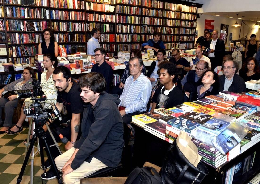 A plateia atenta /Foto: Cristina Granato