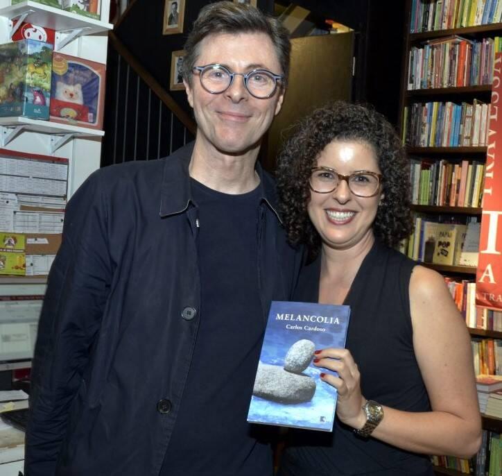 Marcelo Pies e Daniela Godoy  /Foto: Cristina Granato