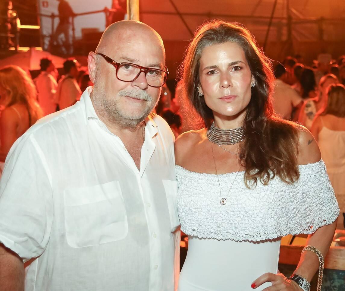 Tati e  José Victor Oliva /Foto: Ali Karakas e Flashbang