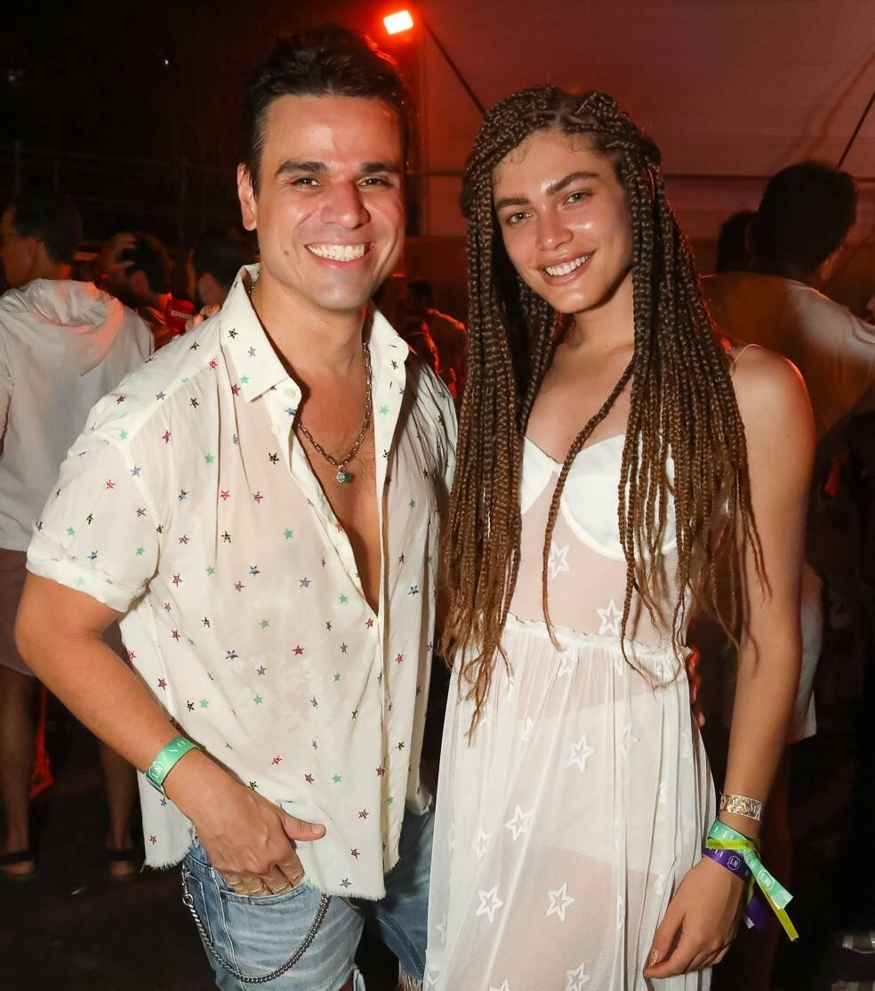 Beto Pacheco e Valentina Sampaio /Foto: Ali Karakas e Flashbang