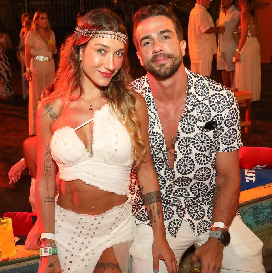 Gabriela Pugliesi e Erasmo Viana /Foto: Ali Karakas e Flashbang