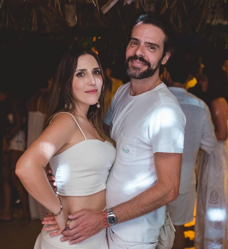 Lilly Sarti e Marcelo Raimondi /Foto: Gustavo Menasce