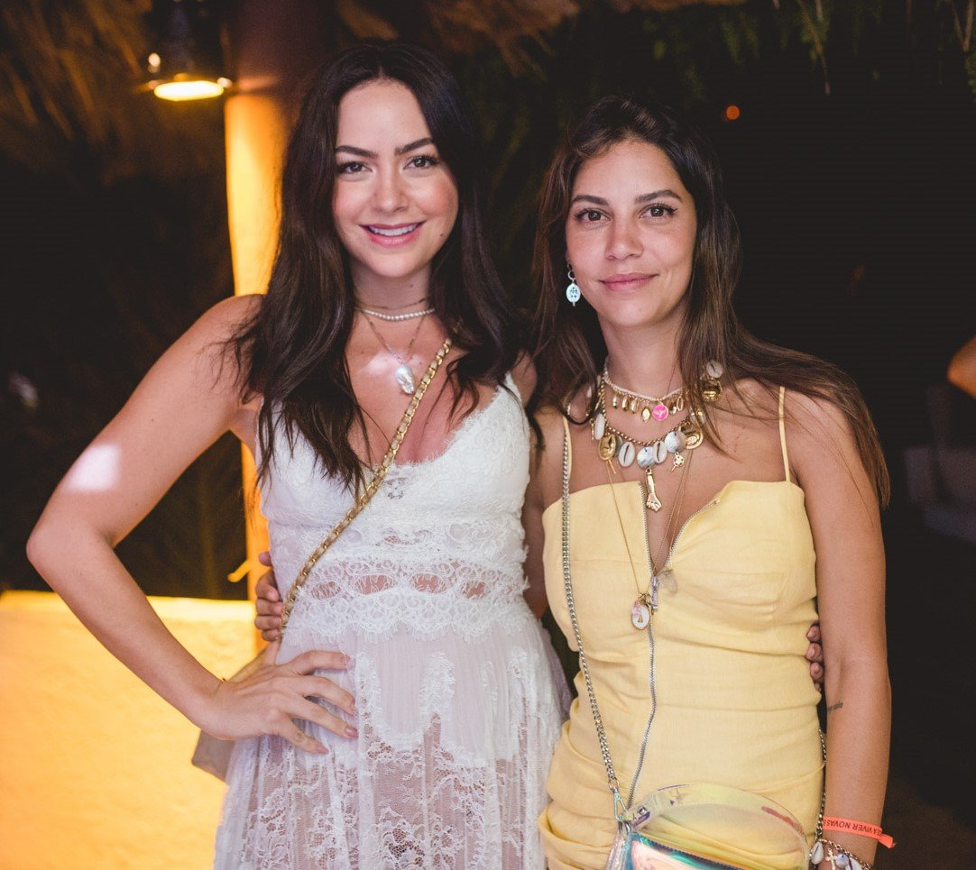Luciana Tranchesi e Renata Meirelles /Foto: Gustavo Menasce
