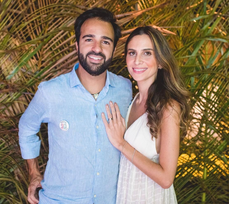 Bruno Dias e Natalia Fusco /Foto: Gustavo Menasce