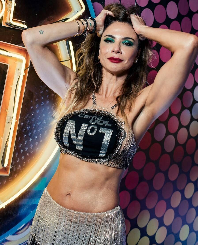 Luciana Gimenez /Foto: Leca Novo