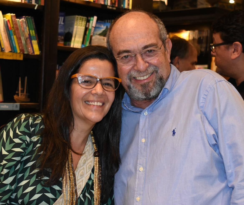 Adriana Barsoti e Bruno Thys /Foto: Cristina Lacerda