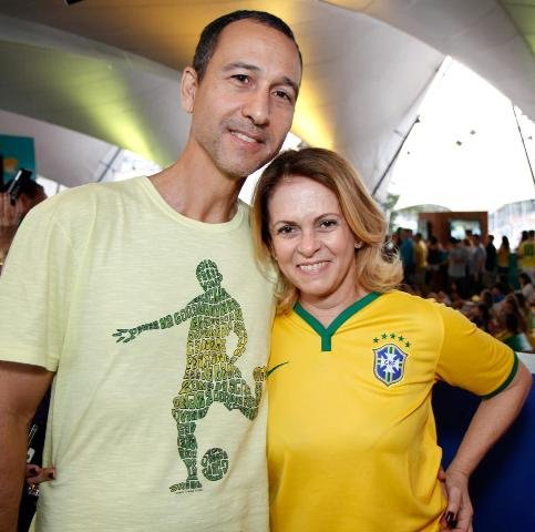 Oi Torcida Brasil / Tarso Ghelli