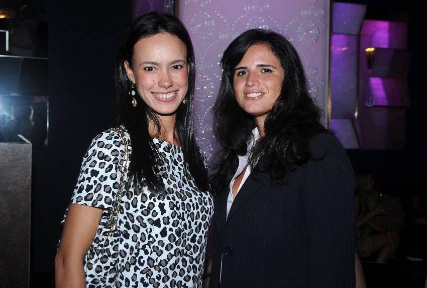 Ana Carolina Vilela e Roberta Pimentel