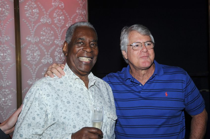 Haroldo Costa e Chico Peltier