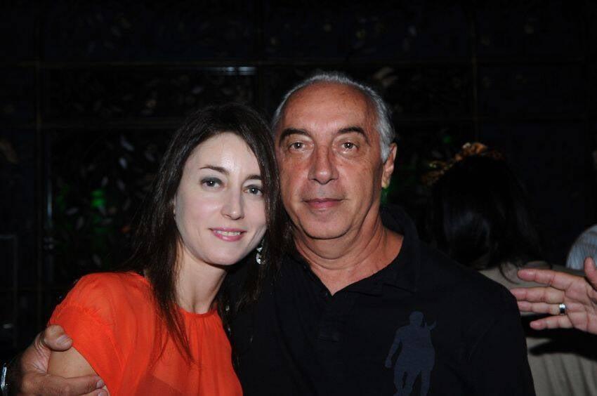 Silvia Montagna e Sergio Pagano