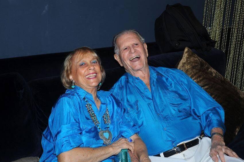 Vilma  Guimaraes Rosa e Peter Reeves