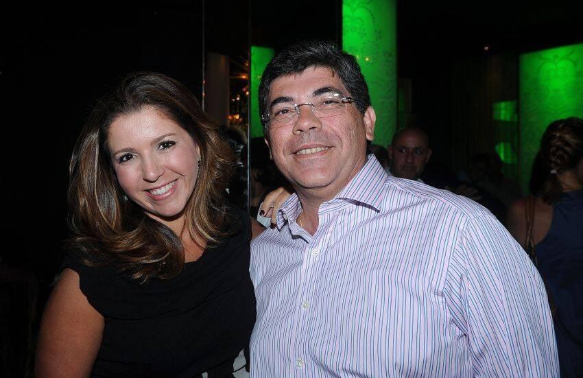 Ana Carolina e Flavio Siniscalchi