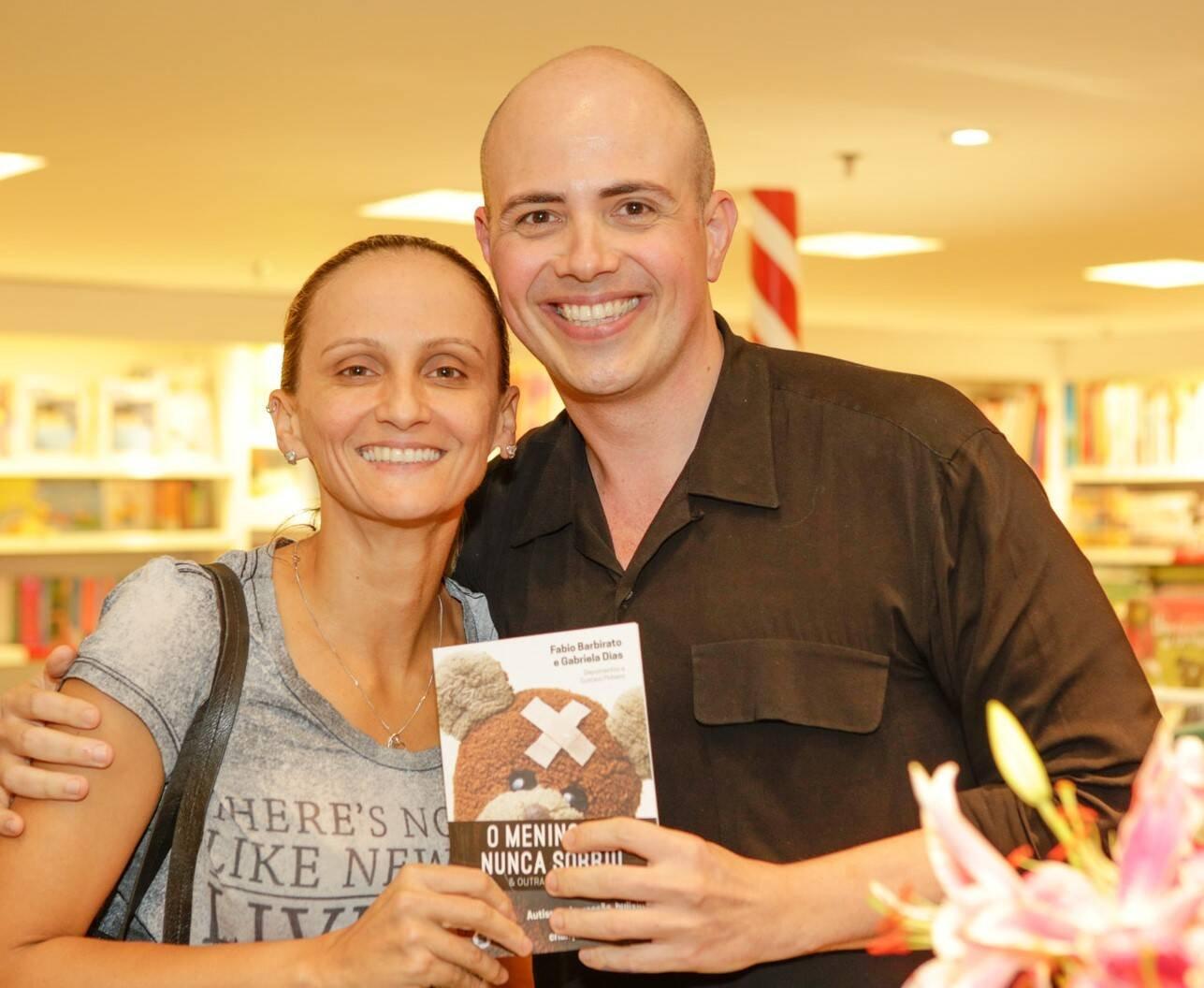 Fabi Alvim e Gustavo Pinheiro /Foto: Gianne Carvalho