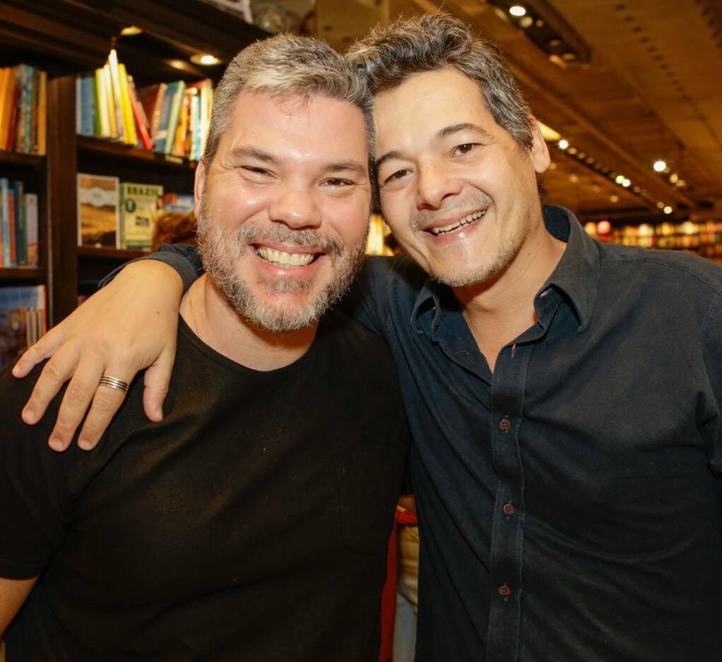 Pedro de Artagão e Zé Alemany  /Foto: Gianne Carvalho