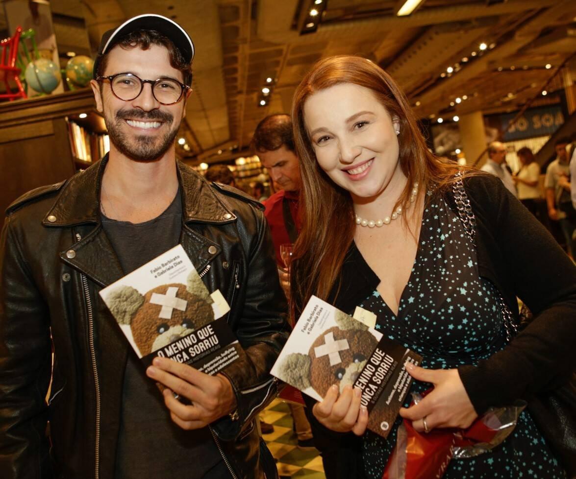 Robson Torimmi e Paula Periquito  /Foto: Gianne Carvalho