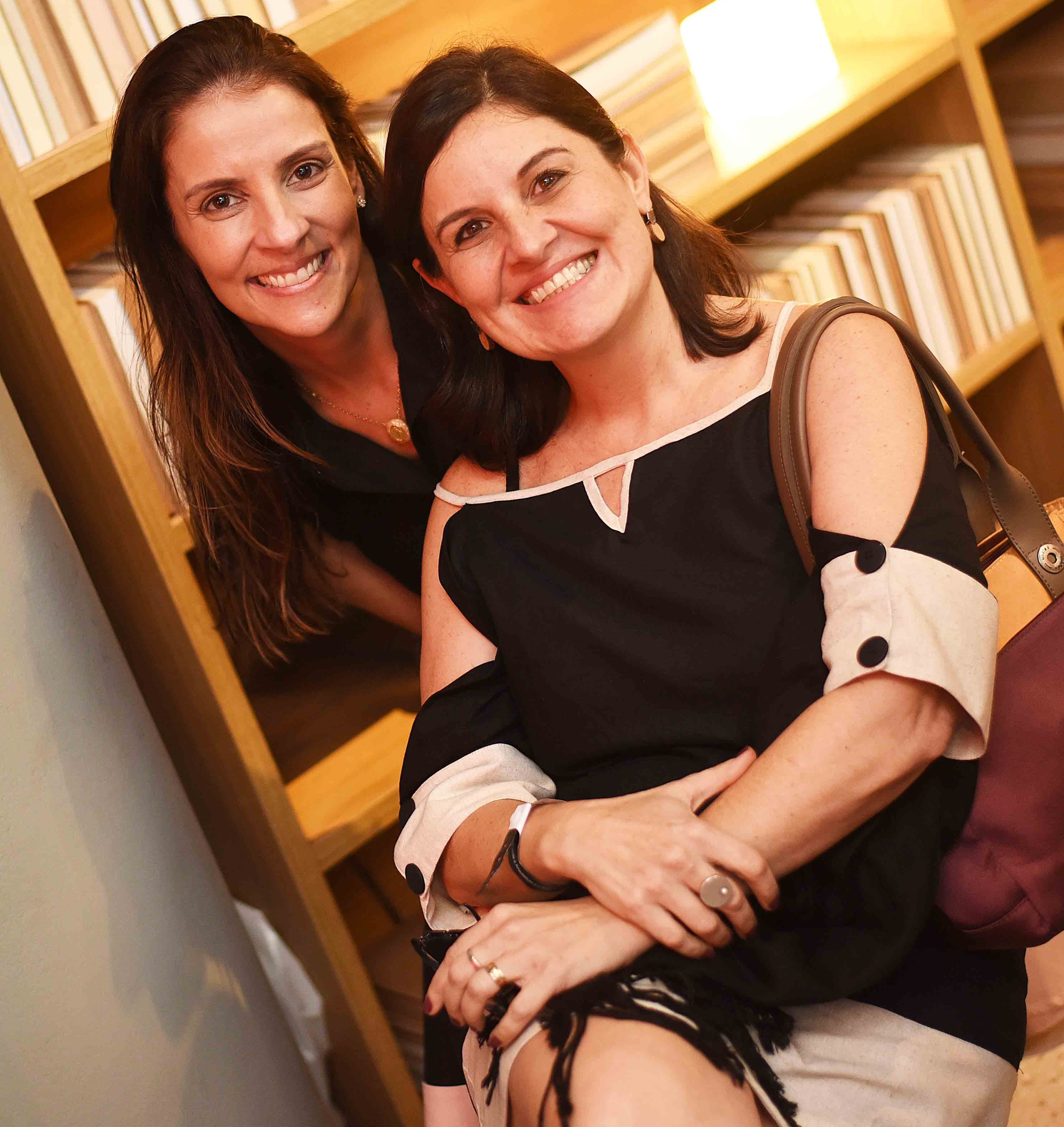 Laura Paes e Adriana Zebulum /Foto: Ari Kaye