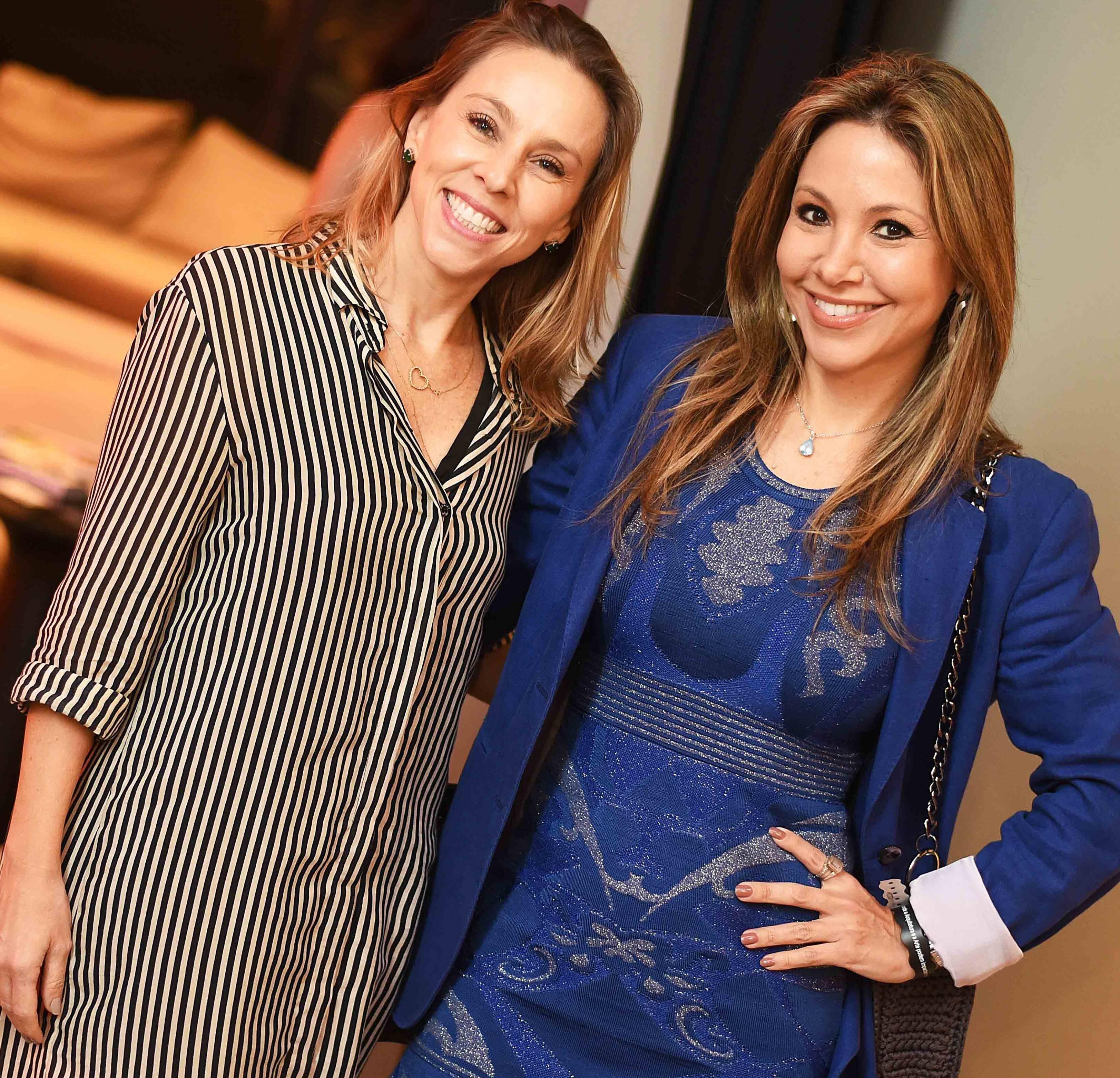 Alessandra e Alessandra Amaral /Foto: Ari Kaye