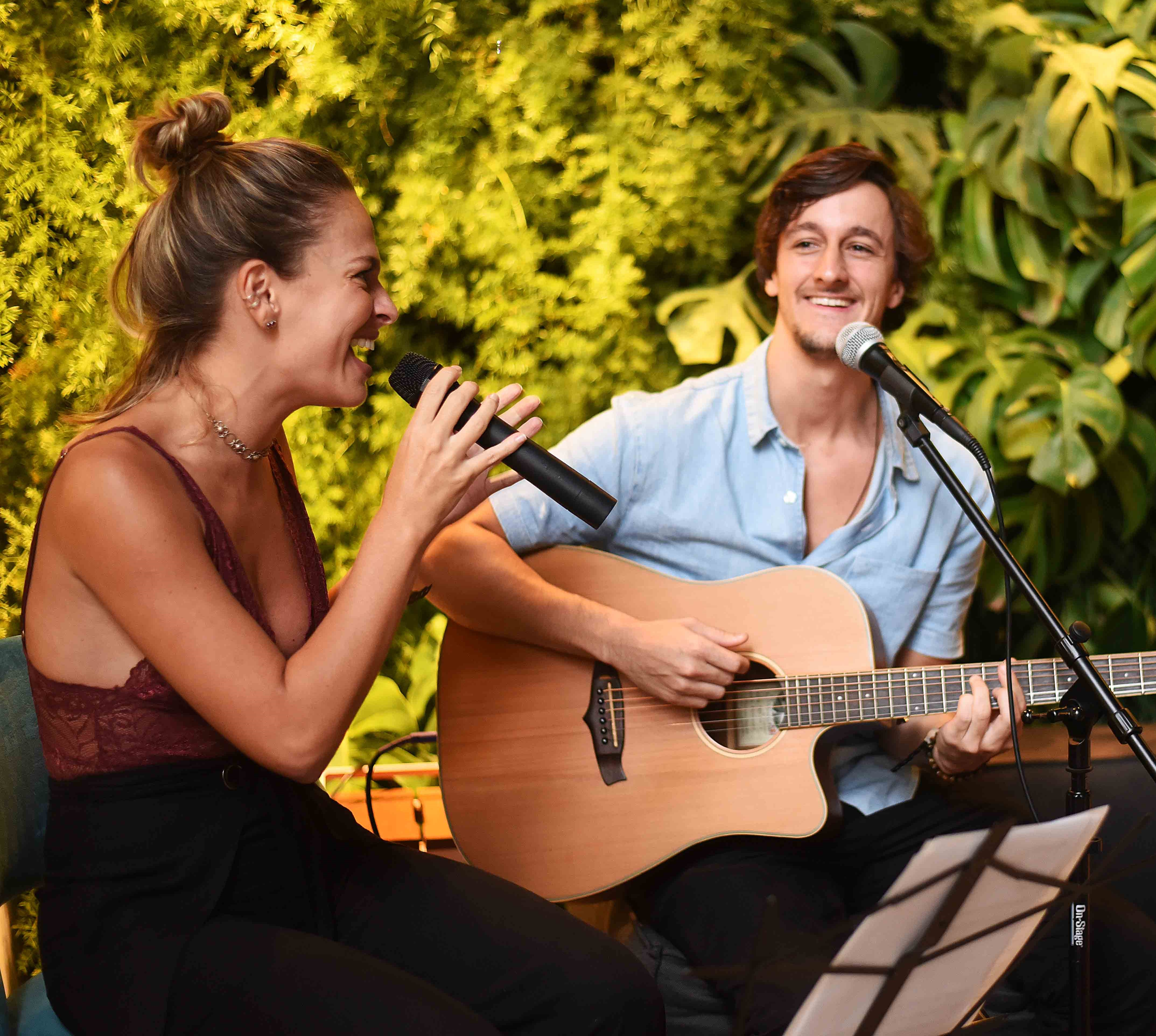 Camila Marotti e Fernando Porto /Foto: Ari Kaye