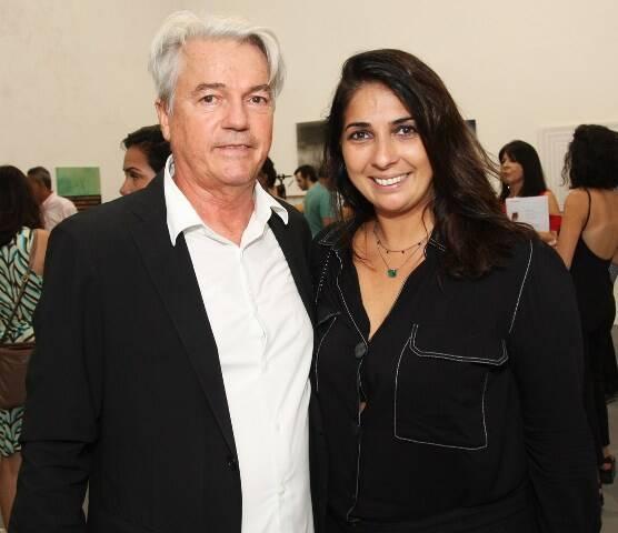Peninha e Elisângela Valadares
