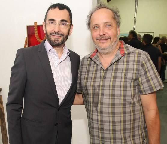 Alexandre Murucci e Barrão