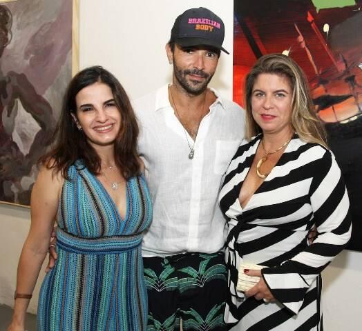 Renata Fadel, Drausio Gragnani e Alessandra Monteiro de Carvalho