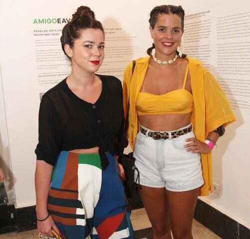 Betina De Luca e Alix Duvernoy