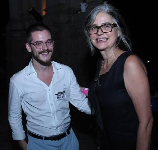 Ulisses Carrilho e Beth Jobim