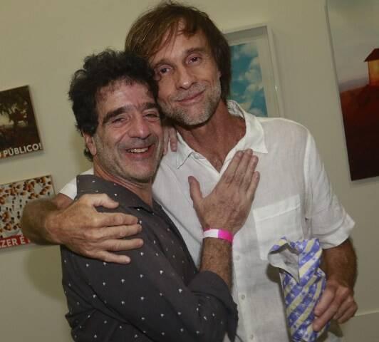 Jorge Israel e Marcelo Bonfá
