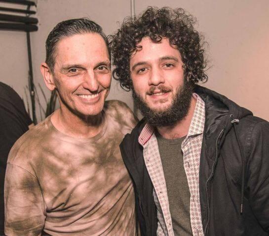 Paulo Miklos e Rafael Acerbi