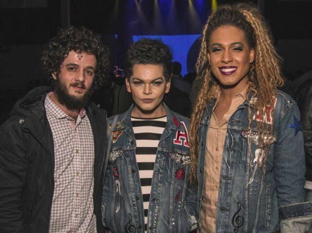Rafael Acerbi, Assucena Assucena e Raquel Virginia
