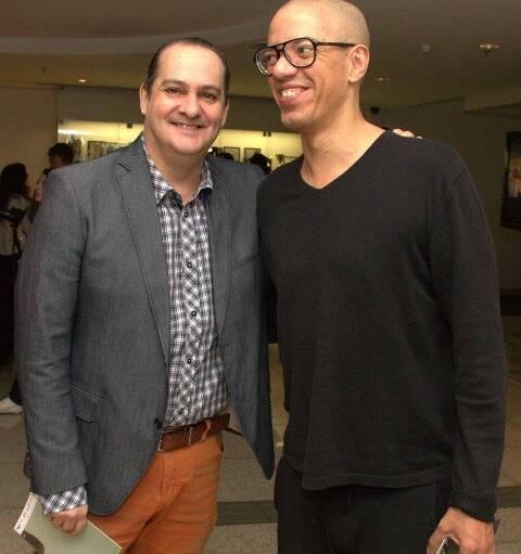 Anselmo Zolla e Felipe Venâncio