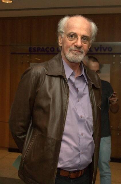 O tradutor da peça, Sérgio Flaksman