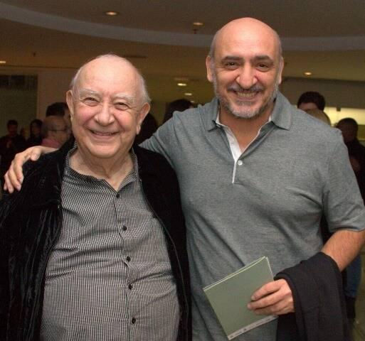 Sérgio e Duda Mamberti
