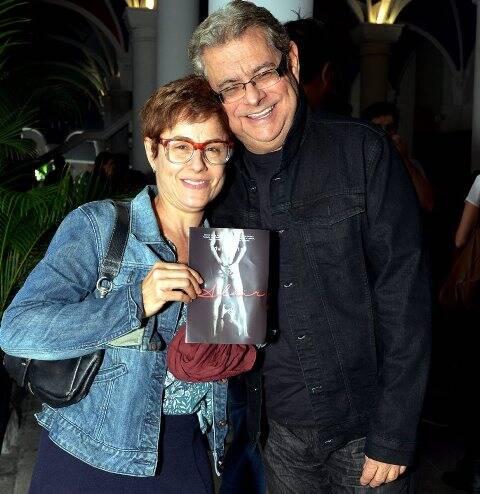 Soraya Ravenle e Flavio Marinho