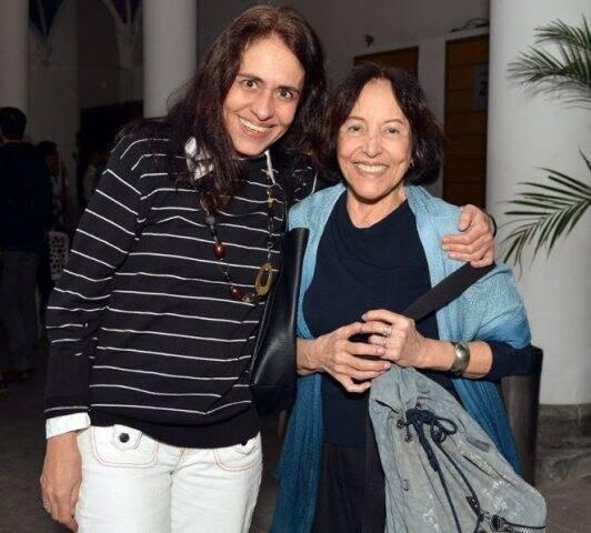 Tânia Boscoli e Myriam Pérsia