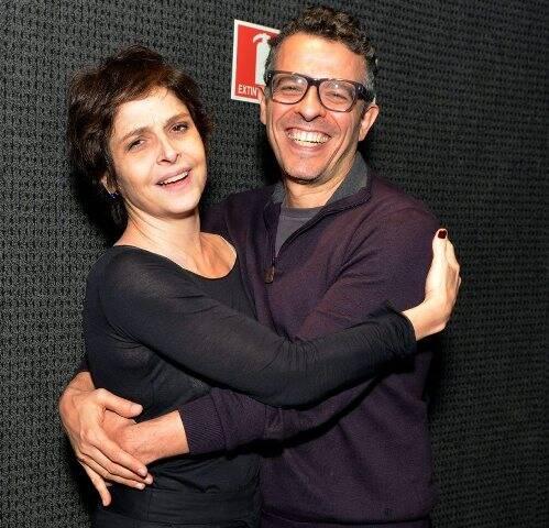 Drika Moraes e Gustavo Gasparian