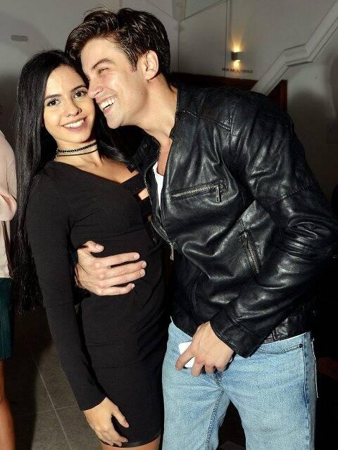 Marcela Gonzales e Raphael Sander