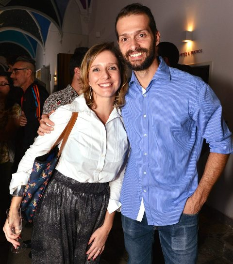 Melina Dalboni e Leonardo Macedo