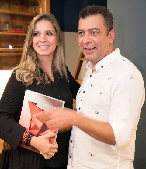 Aline Araujo e Pedro Ariel