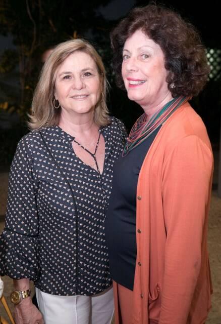 Beth Ridzi e Lígia Bronstein