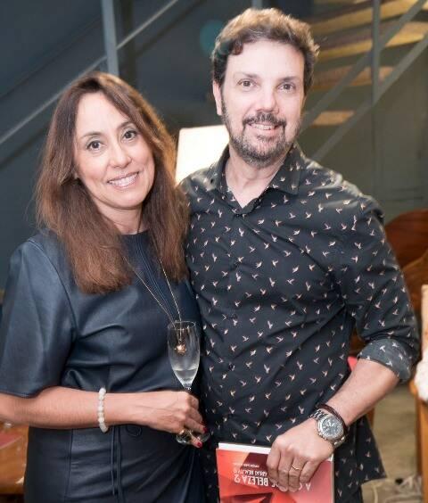 Miriane e Mario Santos