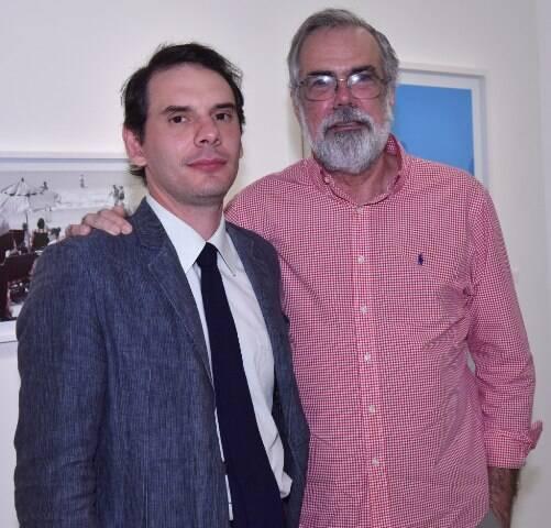 César Kiraly e Pedro Tebyriçá