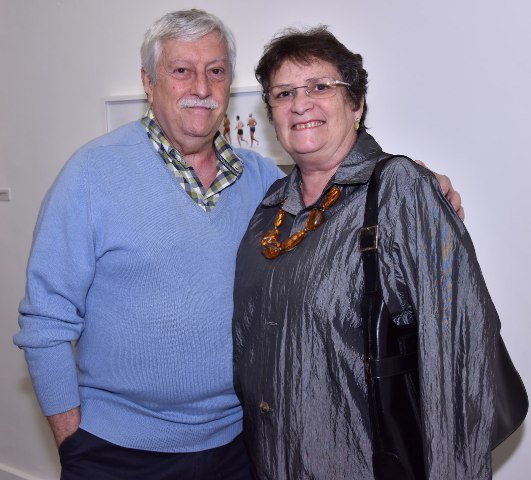 Matias e Hortense Marcier