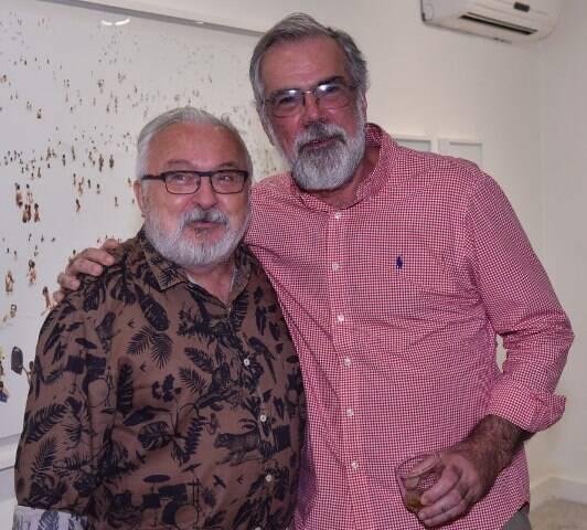 Josias Benedito e Pedro Tebyriçá