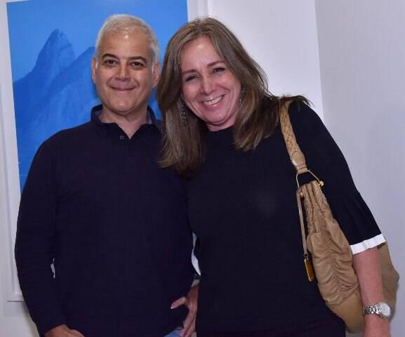 Maurício e Cecília Nóbrega
